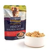 Fish4Dogs finest salmon mousse 100gr