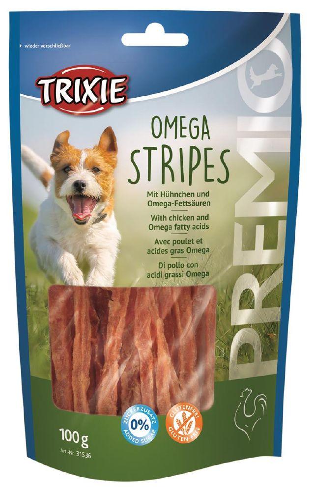 Trixe Omega Stripes kylling