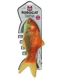 Robocat Goldfish 30cm