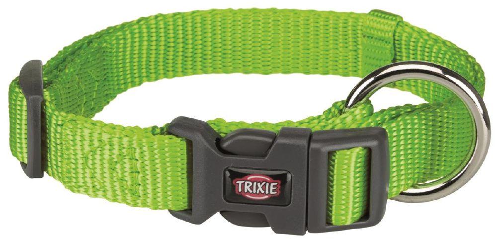 Trixie Halsbånd grønn S-M