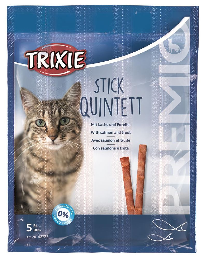 Premio Quintett stick 5pk 25gr