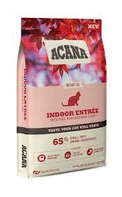 Acana Indoor cat Entree 1,8kg
