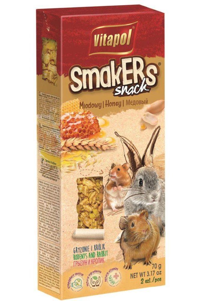 VP Smakers Honey 90g 2stk