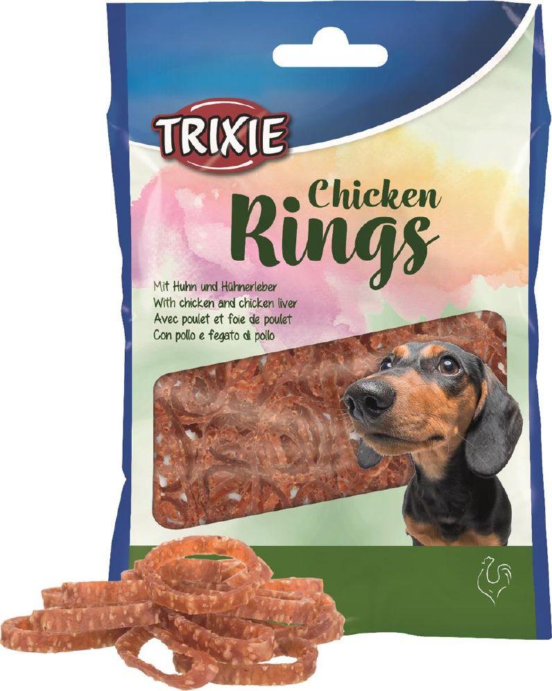 Chicken Rings M/Kylling og Kyllinglever