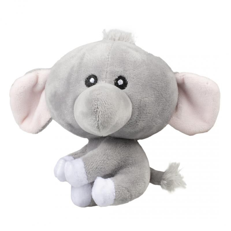 Plush elephant mini m/lyd