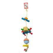 Flexi neon m cord grønn 5m