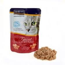 Fish4Cats Finest Trout Mousse 100g