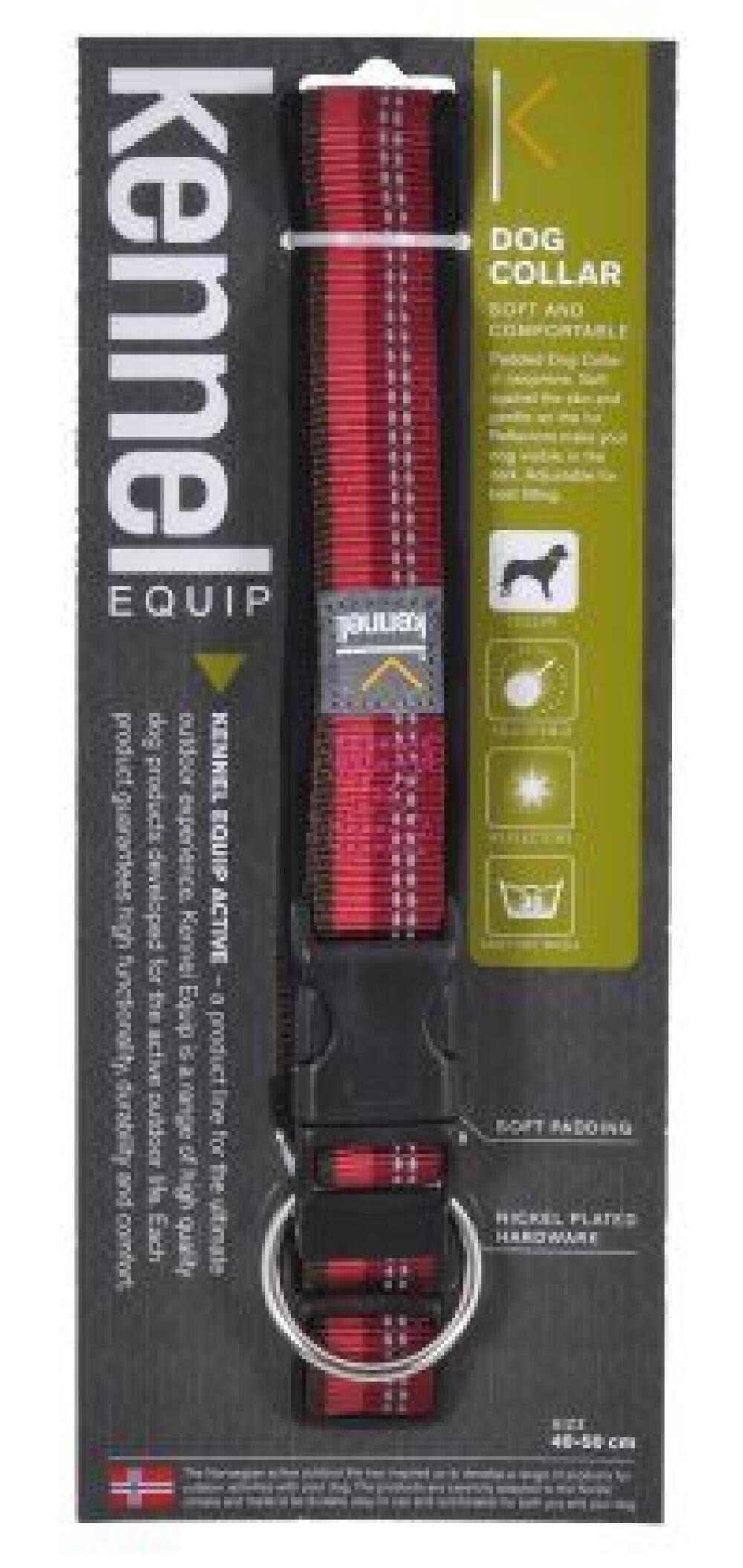 Dog Collar Adjustable Active 50-60cm
