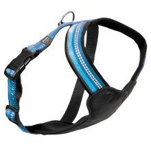 Dog Multi Harness Active Blå Str M