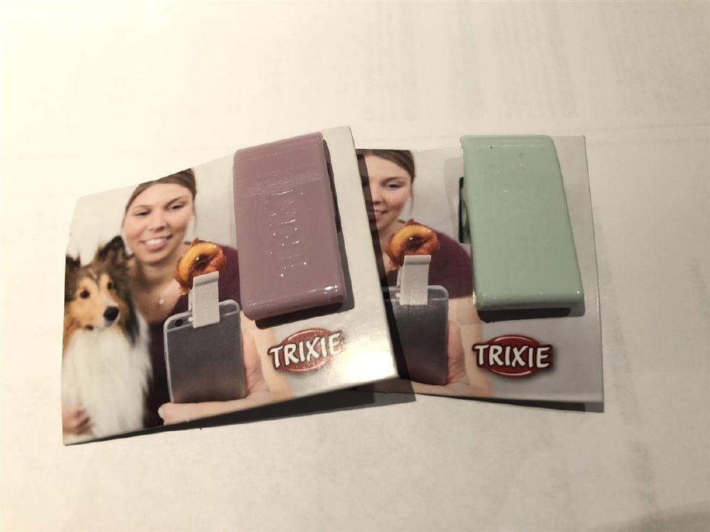 Selfie Snack Holder