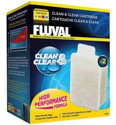 CLEAN & CLEAR FILTERPATRON TILL U-FILTER