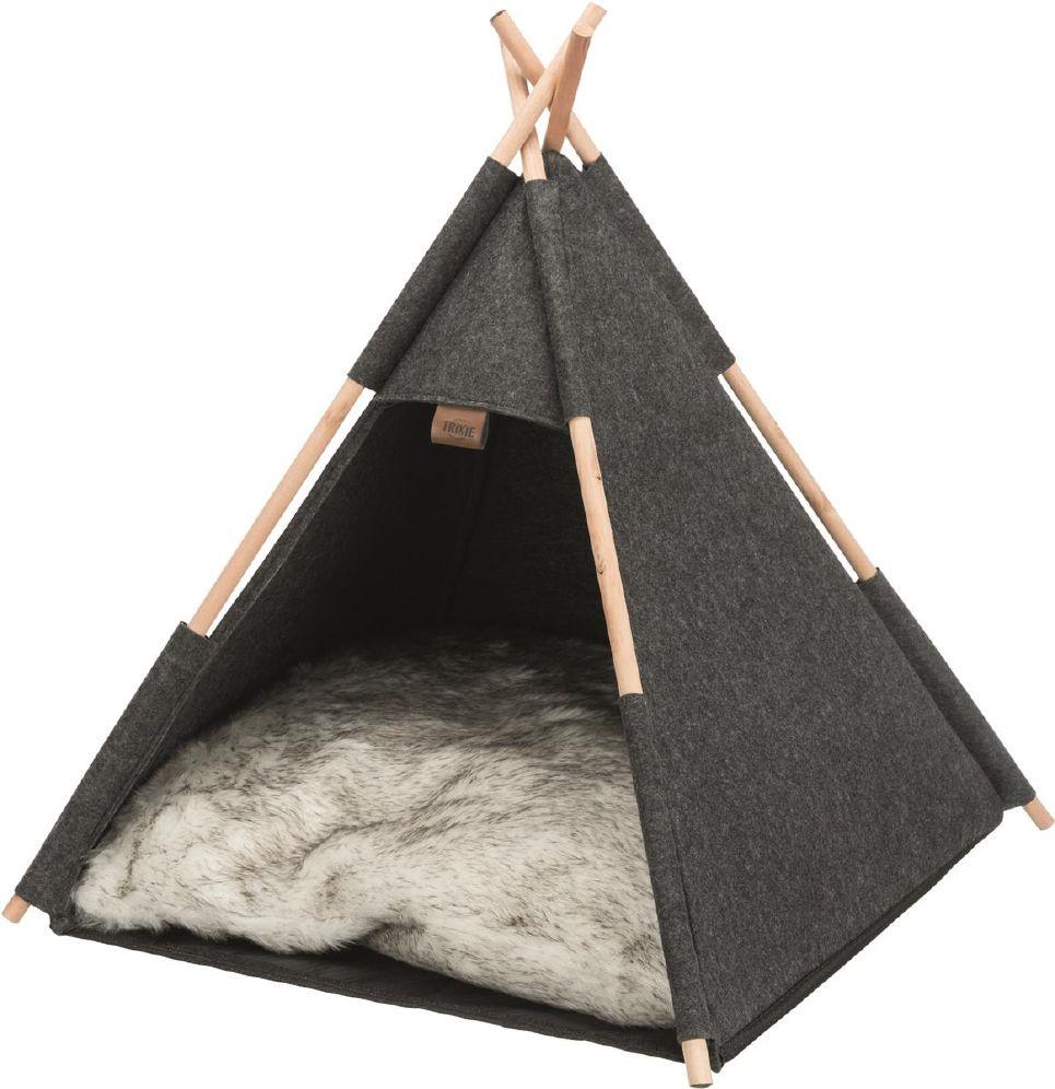 Trixie hunde/katte Tipi/telt 55x65x55cm