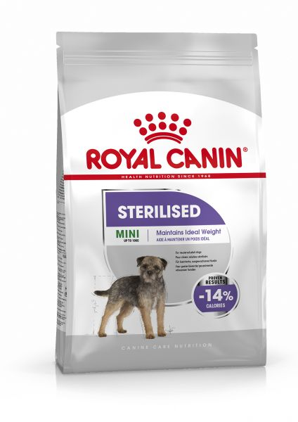Royal Canin Sterilised Mini 3kg