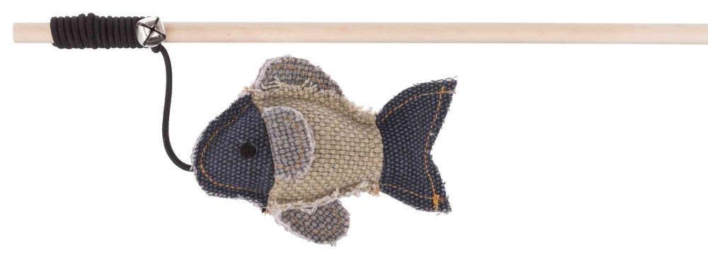 Fiskestang m/jute leke