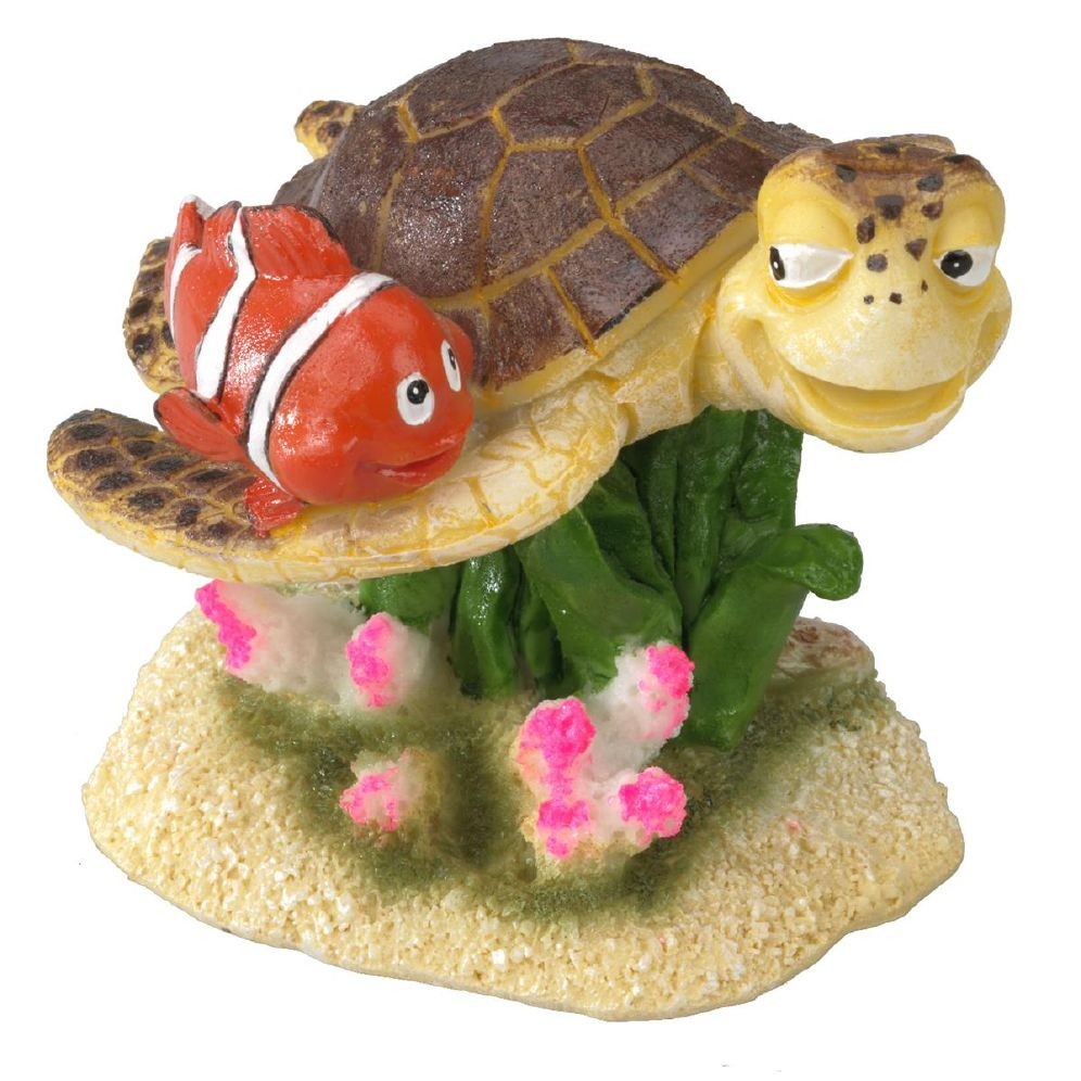 """Nemo & Skilpadde"" 8,5x8x7cm"