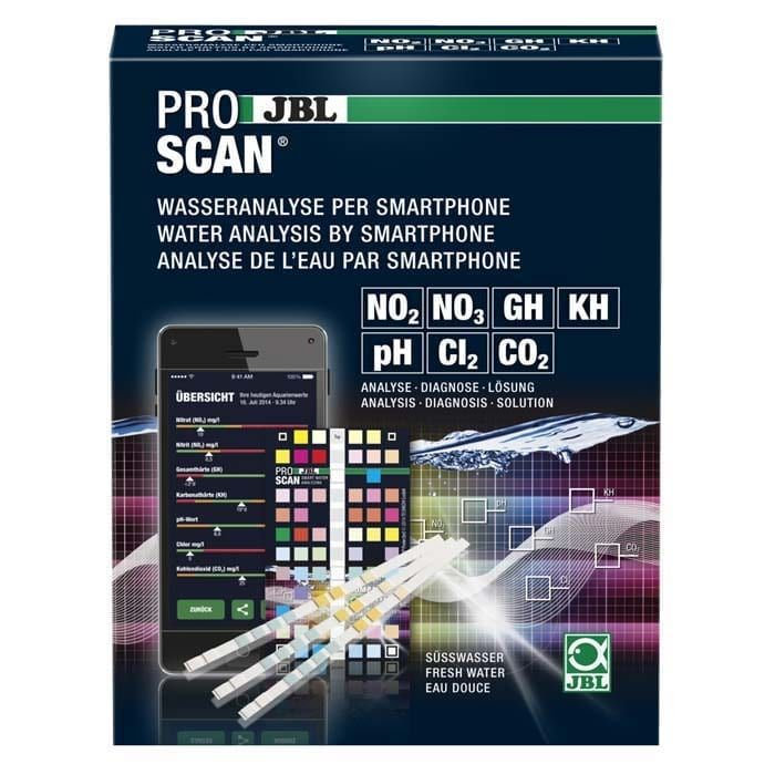 JBL PRO SCAN GH/KH/NO2/NO3/CL2/PH/CO2