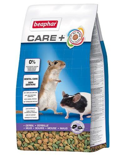 Beaphar Care ørkenrotte og mus 700g