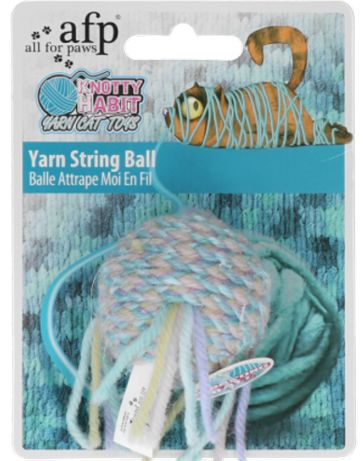 AFP Knotty Habit - Yarn String Ball