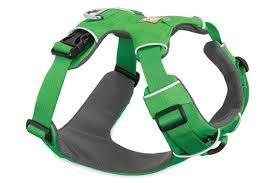 Ruffwear sele front range grønn m