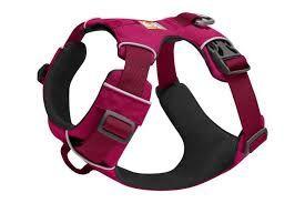 Ruffwear sele front range rosa l/xl