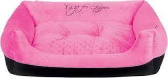 Cazo Soft bed puppy pink 75x60cm
