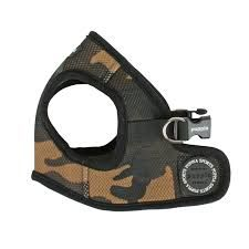 Puppia soft harness camo XL