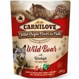 Carnilove Pouch Pate Wild Boar