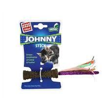 Johnny stick catnip m/strimler