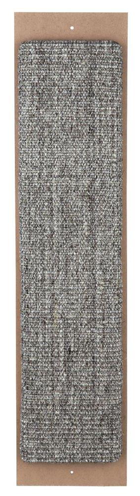 Klorebrett Bredt Sisal 70x17cm Grå
