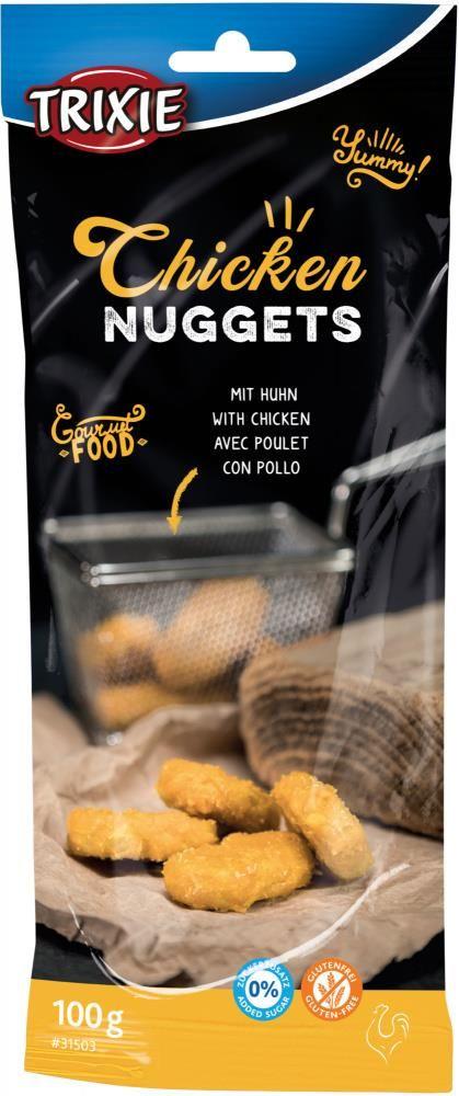 Chicken nuggets 100gr