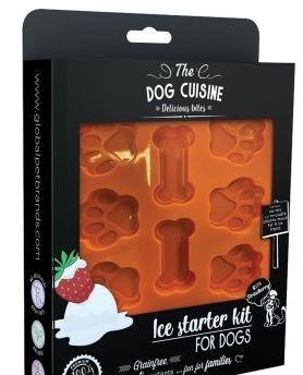 The Dog Cuisine Ice starter kit