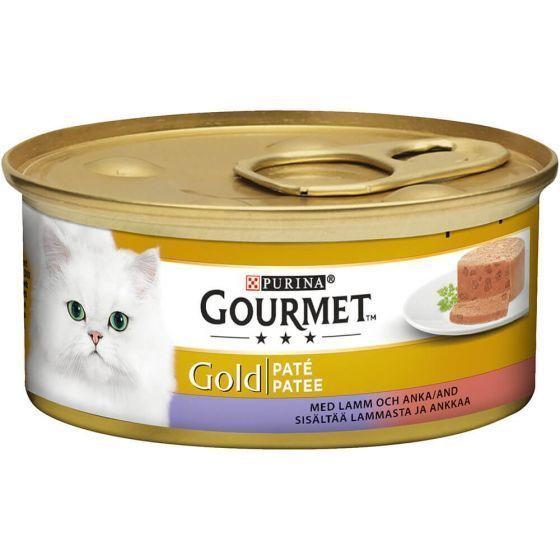 Purina Gourmet Gold Lam & And i Paté