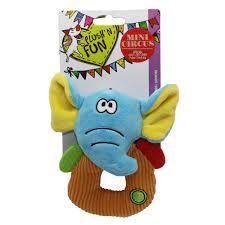 Mini circus elefant
