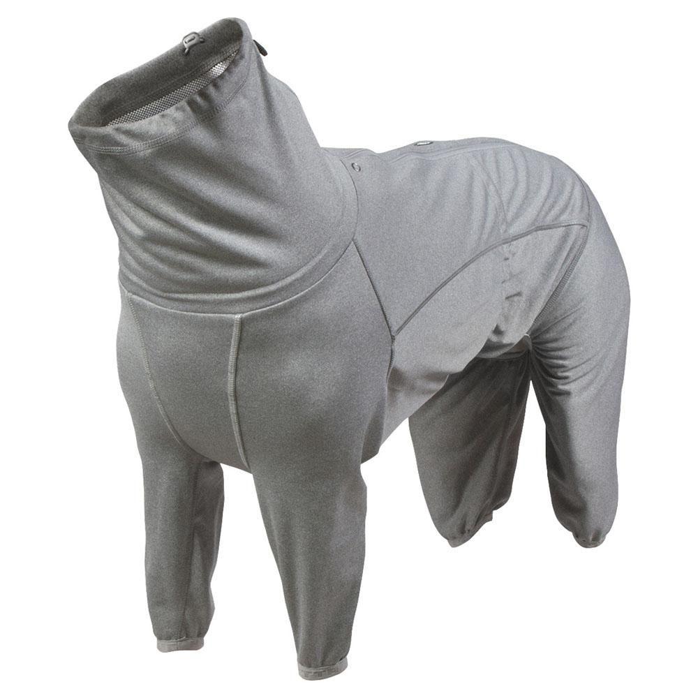 Hurtta Body Warmer Carbon Grey 25M