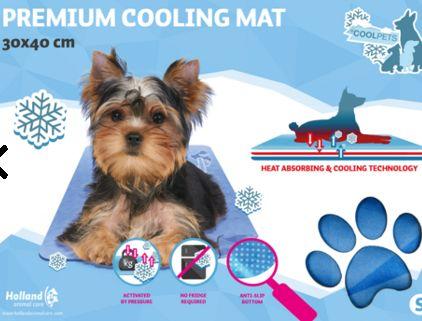 Cool Pets Premium Cooling Mat  30x40cm