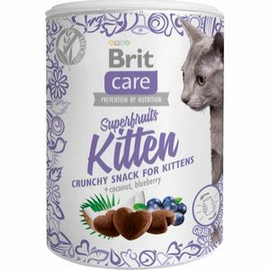 Brit Care Snack Superfruits Kitten 100g