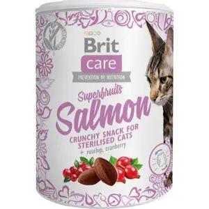 Brit Care Cat Superfood Snacks, Salmon