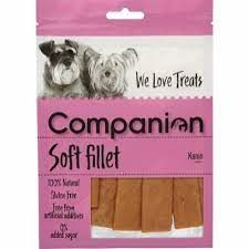 Companion seoft filet rabbit 80gr