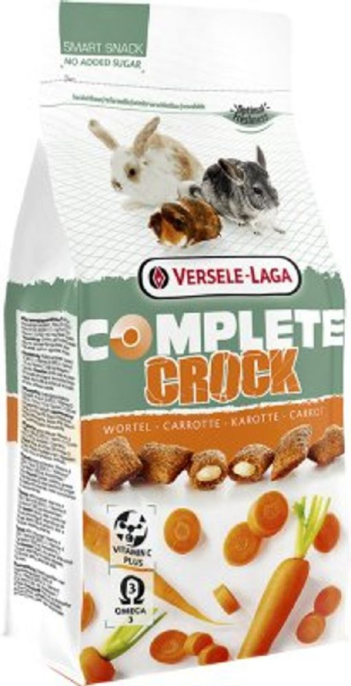 COMPLETE CROCK GULROT 50GR