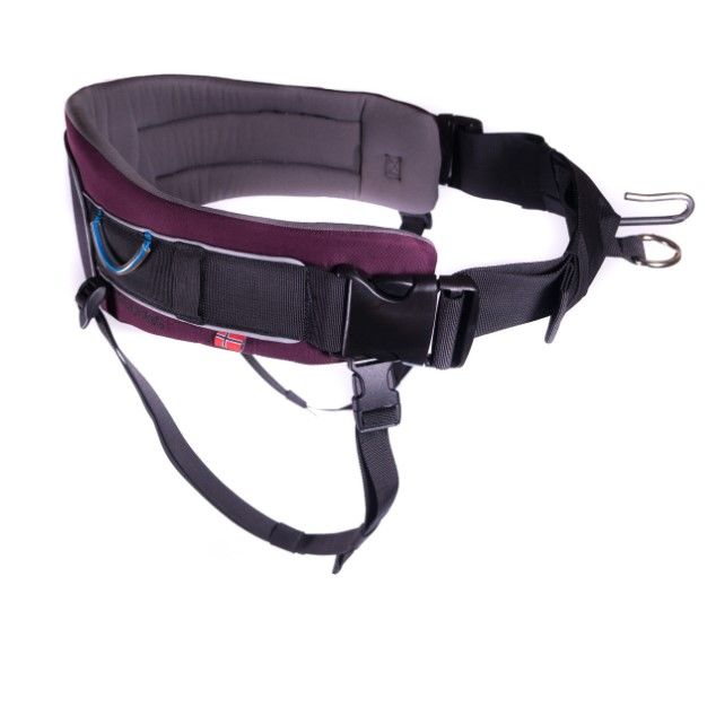 Non-Stop trekking belt Purple Large