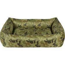 CAZO Bed Outdoor Maxy Army 100×85cm