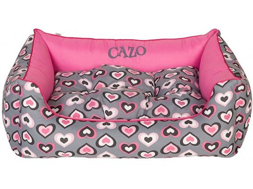 CAZO Soft Bed Heartbeat 75×60cm