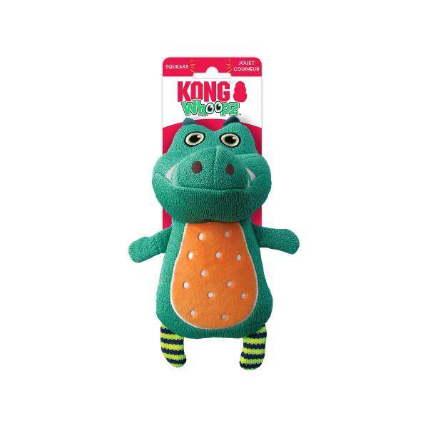 KONG Leke Whoopz Gator S 19cm