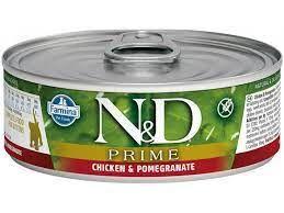 N&D Chicken & Pomegranate 80g
