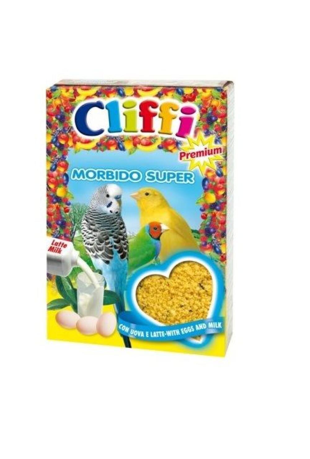 CLIFFI Morbido Super, Eggfór, 300g