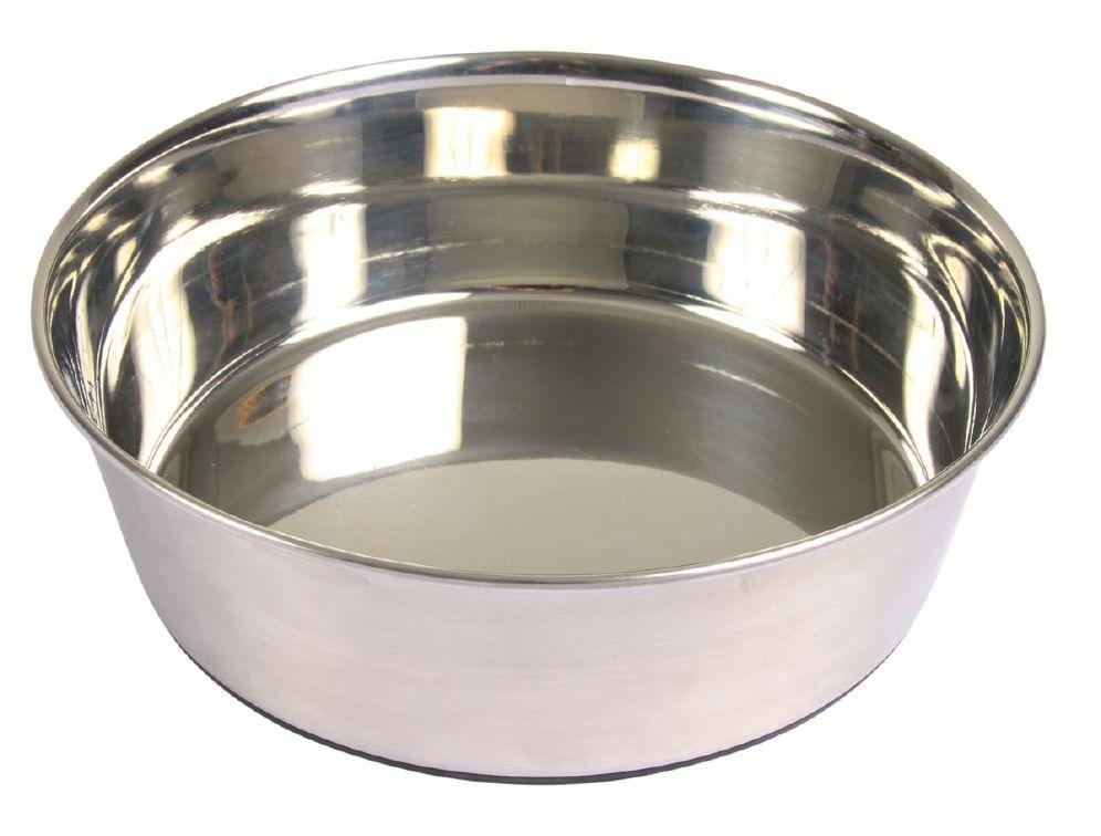 Hundeskål i Rustfritt Stål 0,5 L