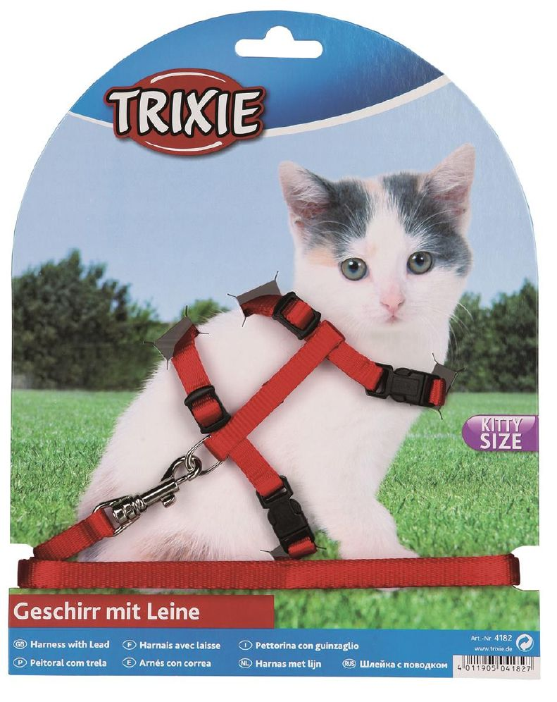 Trixie Kattesele Kitten mix 19-31cm