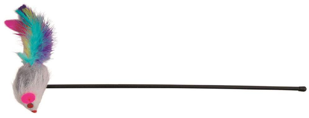 Katteleke Ertepinne M/Pelsmus 50cm