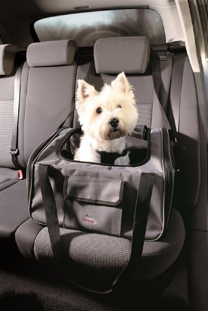 Trixie Bilsete 13239 2i1 Transportbag