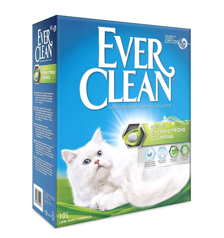 Ever Clean 10liter Extra Strong- Scented